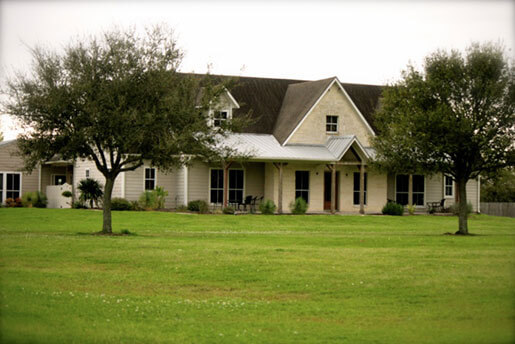 house on the ranch