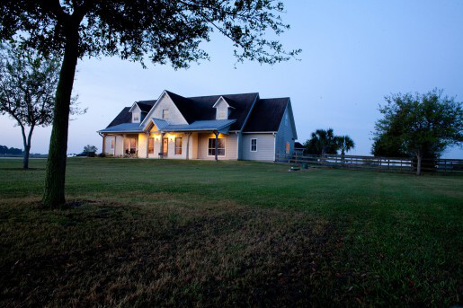 home at the ranch